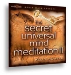 secret universal miund mediation cover